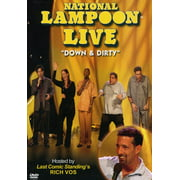 National Lampoon Live: Down & Dirty by IMAGE ENTERTAINMENT INC