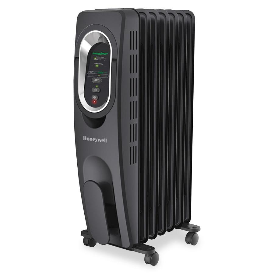Honeywell EnergySmart Electric Heater, Black, HWLHZ789