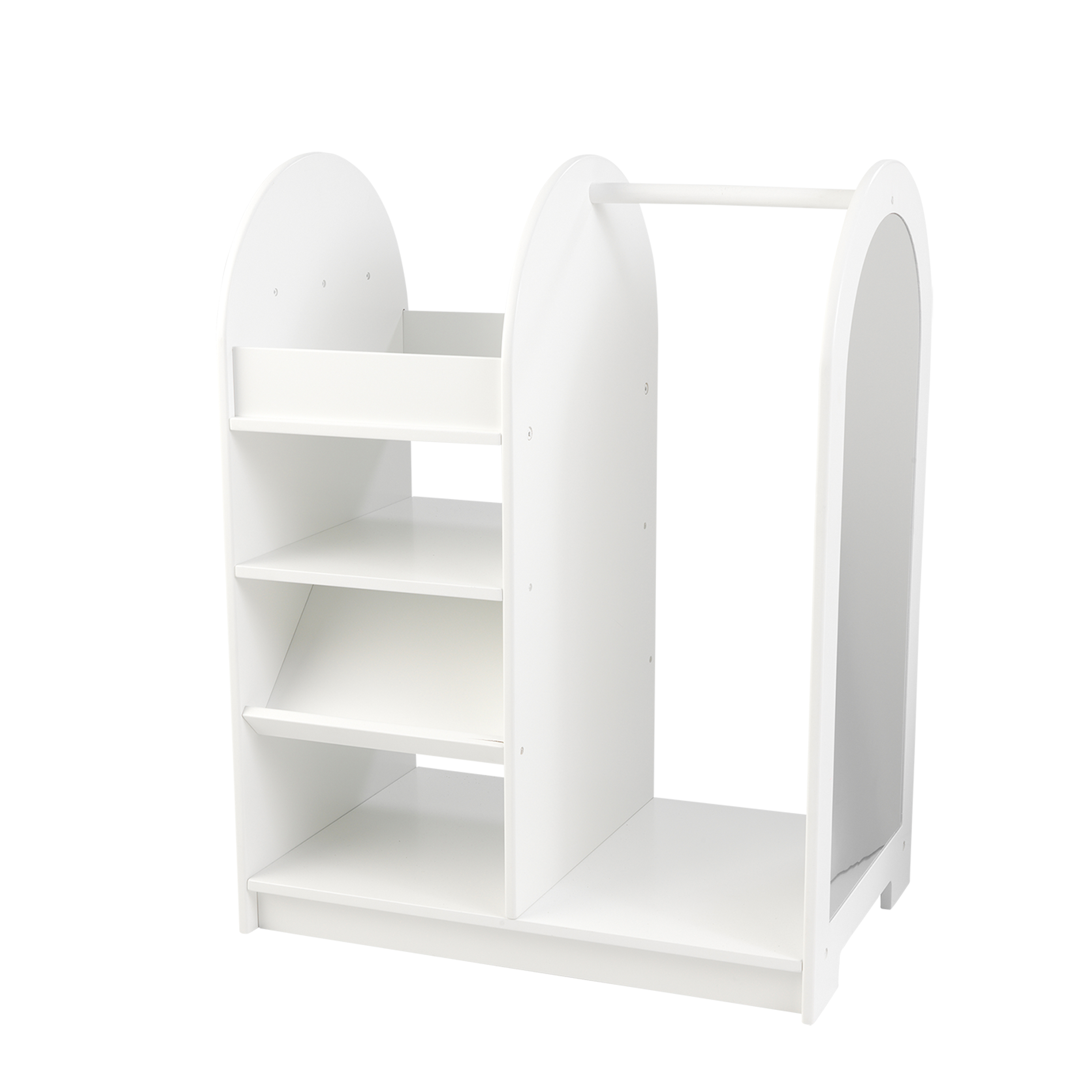 Nice KidKraft Letu0027s Play Dress Up Unit, White   Walmart.com