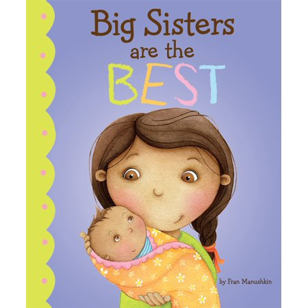 Big Sisters Are the Best - eBook