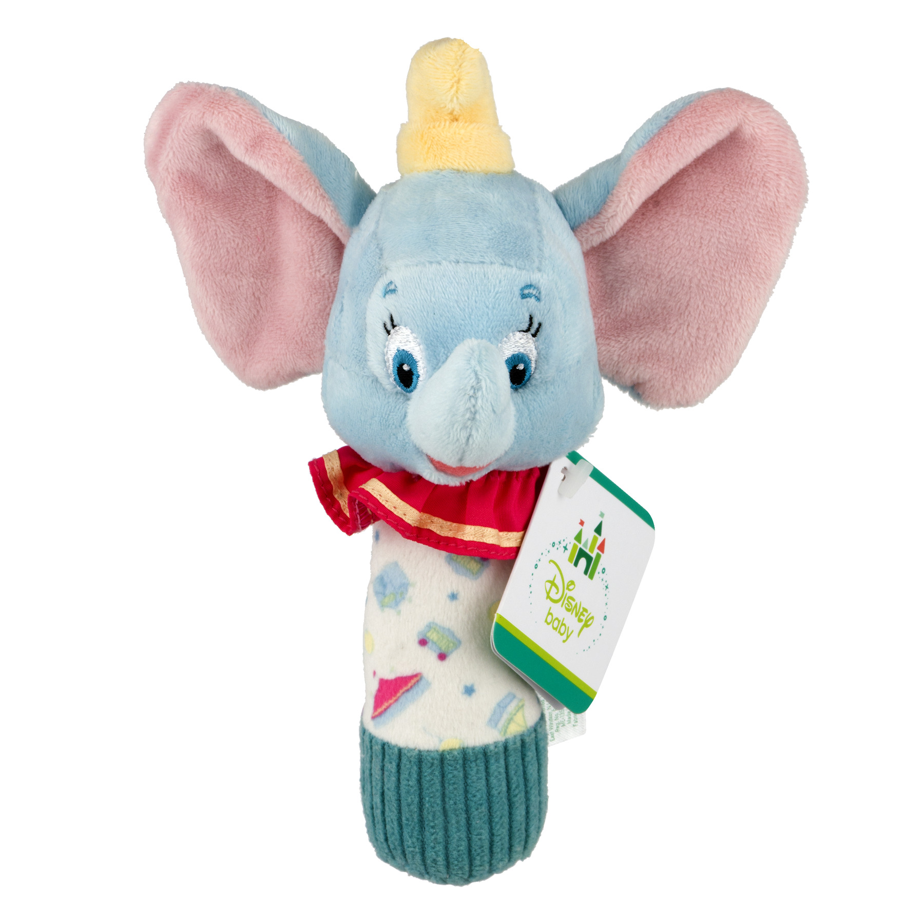 Disney Baby Dumbo Rattle, 1.0 CT