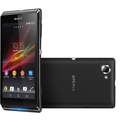Sony Xperia L C2104 Smartphone (Unlocked)