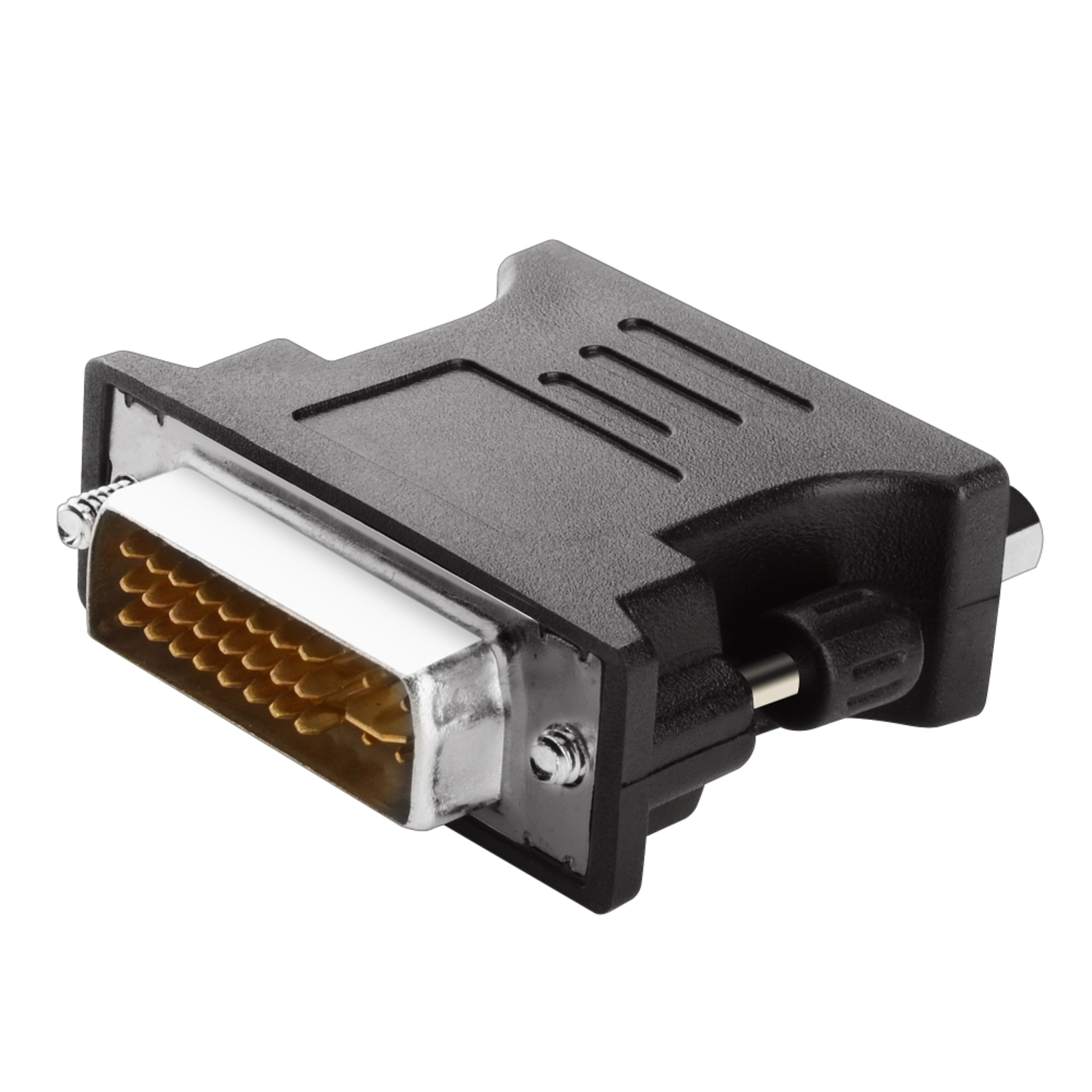 Insten DVI to VGA M/F Adapter, Black
