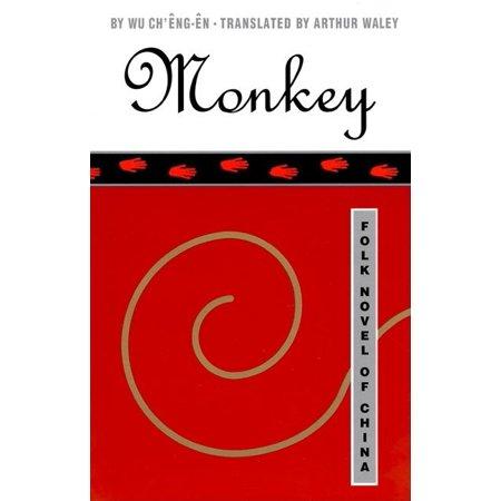 Monkey : Folk Novel of China - Monkey Chinese