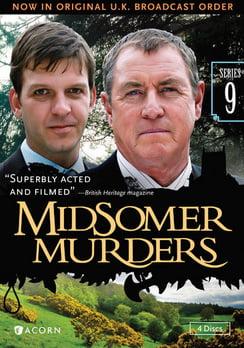 Midsomer Murders: Series 9 (DVD) by RLJ/SPHE