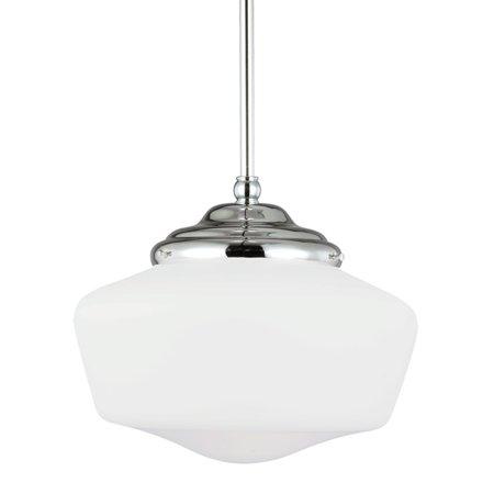 Sea Gull Lighting Academy 65437 Medium 1-Light Pendant ()