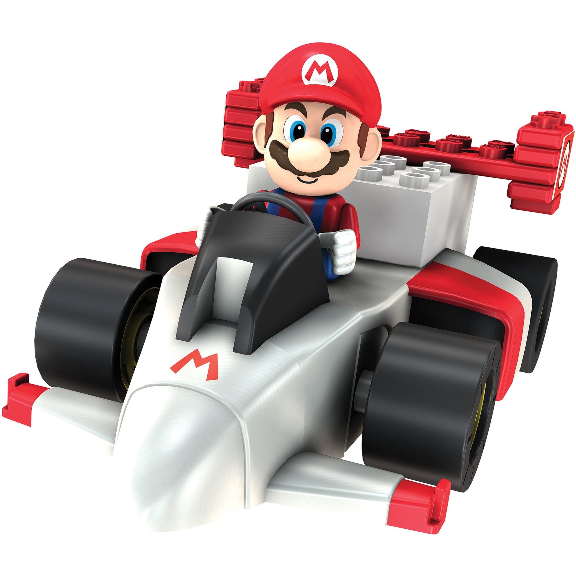 K'NEX Mario Kart Wii Building Set: Mario vs. Piranha Plant Track -  Walmart.com