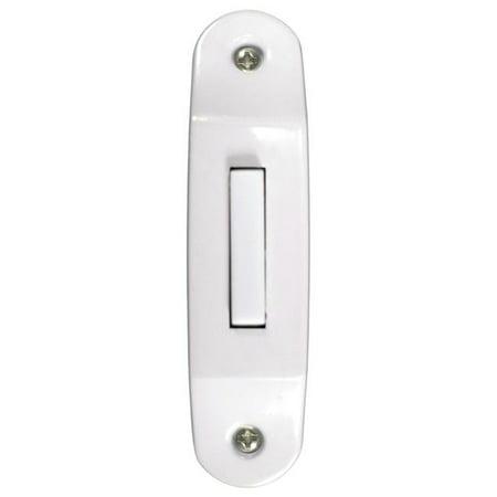 Designer Button, White
