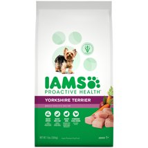 Dog Food: Iams Proactive Health Yorkshire Terrier