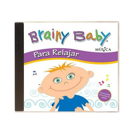 Brainy Baby Peaceful Baby In Spanish  Para Relajar Cd
