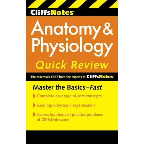 CliffsNotes Anatomy & Physiology Quick Review
