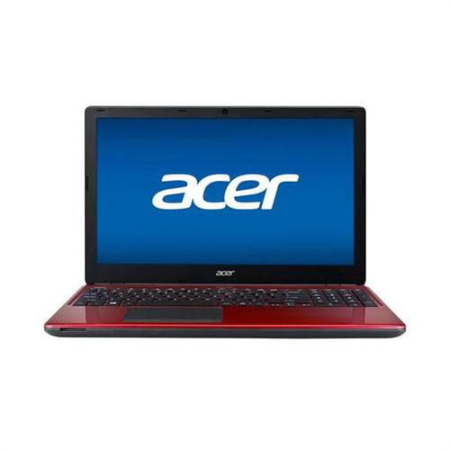 "Acer America Aspire E1-532-35584G50Mnrr 15.6"" LED Notebook - Intel Pentium 3558U 1.70 GHz - Red NX.MHGAA.002"