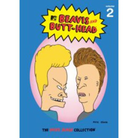 Beavis And Butt Head  The Mike Judge Collection  Volume 2