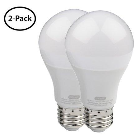 (2 Pack) Genie Bright LED Garage Door Opener Light Bulbs- for All Brands and Model of Grage Door Openers- Designed for the Garage