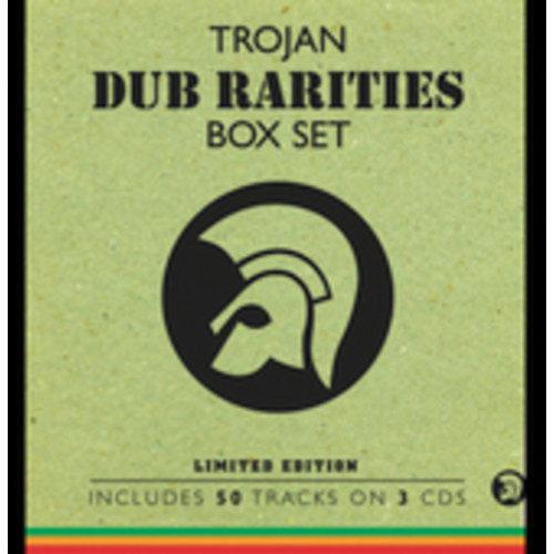 Trojan Dub Rarities Box Set Limited Edition 3 Disc Box