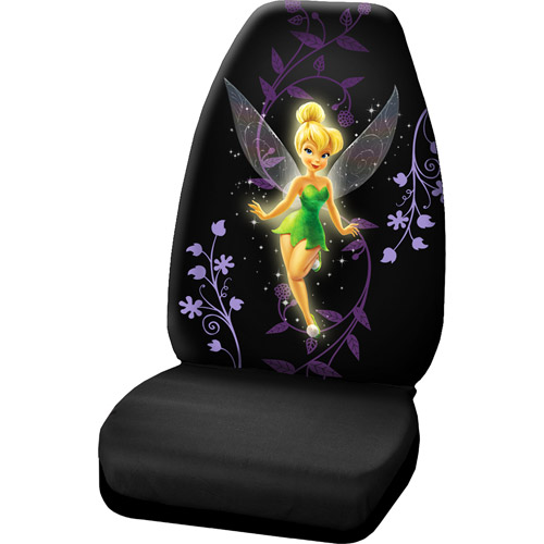 Plasticolor Tinker Bell Mystical Tink Seat Cover