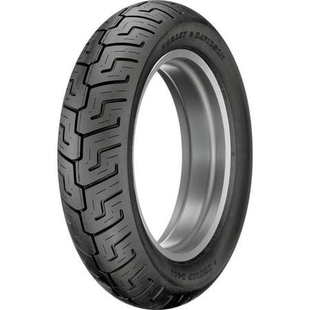 Dunlop 45064088 D401T Harley Davidson Touring Rear Tire - 150/80B16