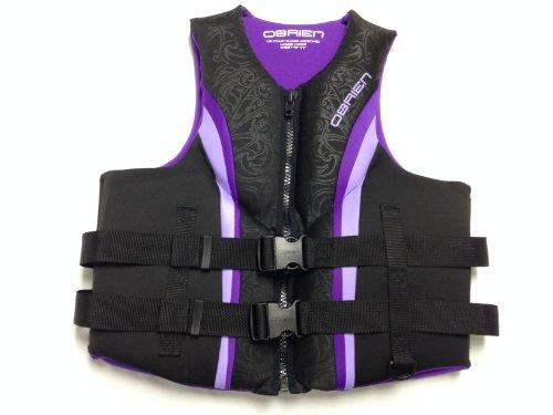 O'Brien Women's Impulse Neo Life Vest, Purple, Large by