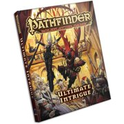 Pathfinder Roleplaying Game: Ultimate Intrigue (Hardcover)
