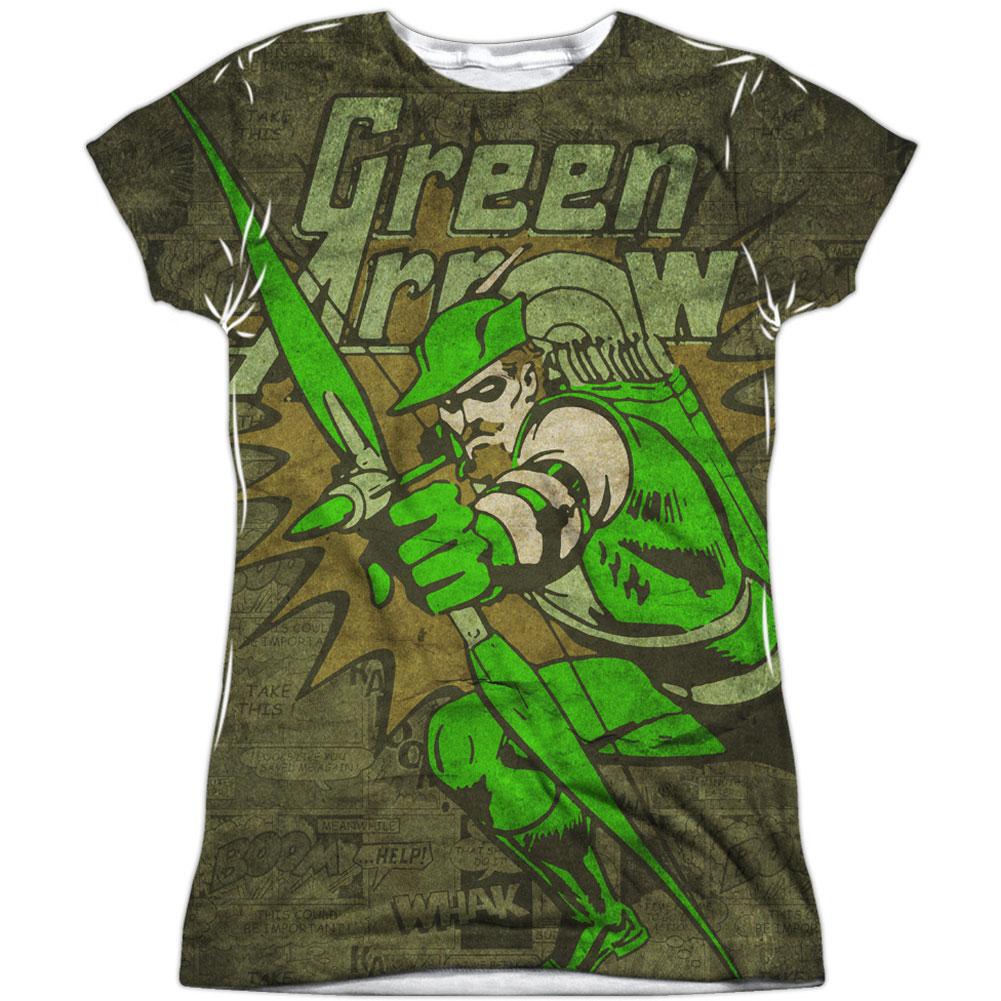 Arrow Juniors Take Aim Premium Bella T-Shirt Athleisure