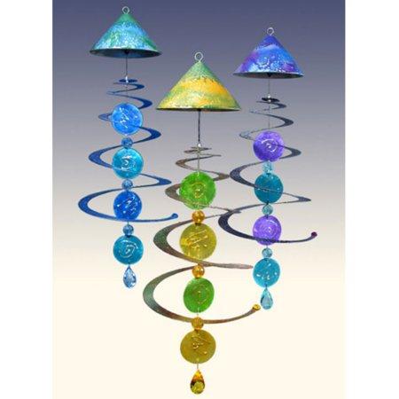 Capiz Solar Mobile Spinner