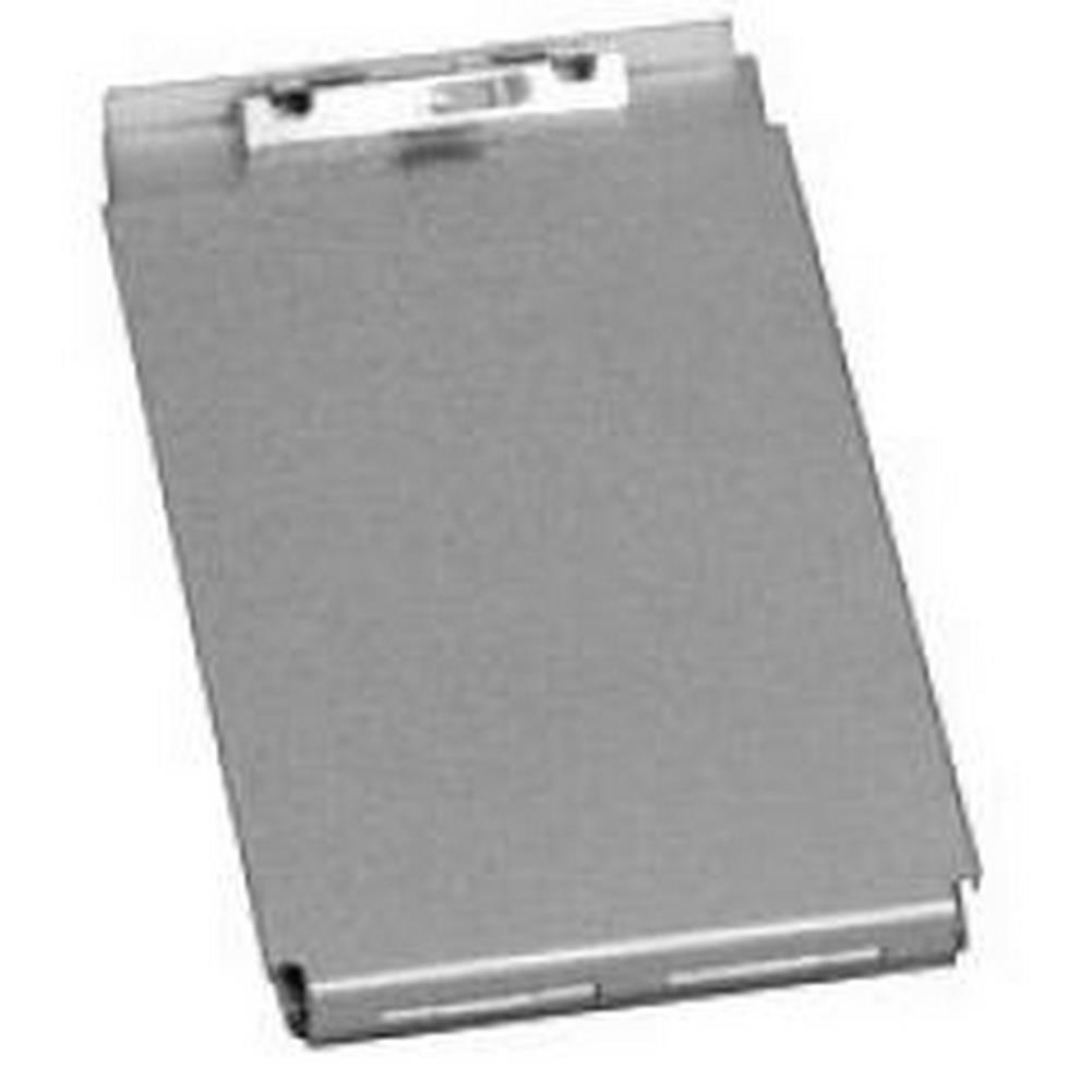 """POSSE BOX-SOMAR CORP. Cite Book Caddy - 6 x9 1/2   Silver"""