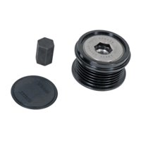 Litens Overrunning Alternator Decoupling (OAD) Pulley - Original Equipment Quality