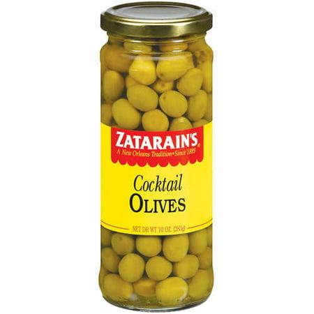 Zatarain's Cocktail Olives, 10 oz by