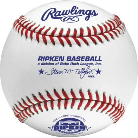 Rawlings RCAL1 Cal Ripken Competition Grade Youth Baseballs, 12 Pack