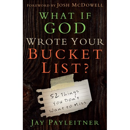 What If God Wrote Your Bucket List? : 52 Things You Don't Want to Miss - List Of Halloween Things