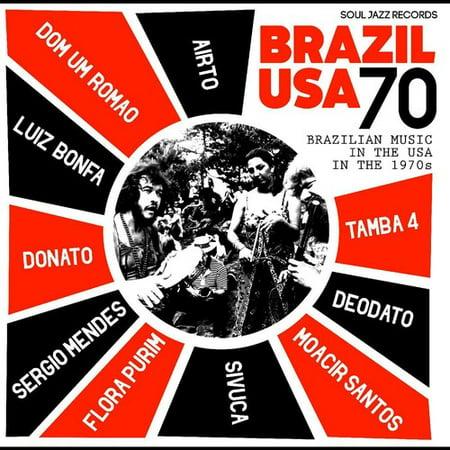 - Soul Jazz Records Presents Brazil Usa 70 - Brazilian Music in the USAin the 1970's (Vinyl)