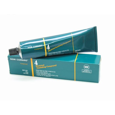 Button Dog (Dow Corning DC 4 Electrical Insulating Compound - 5.3 oz Tube )