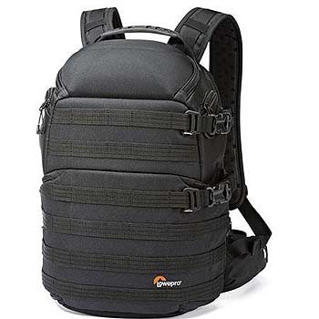 Lowepro ProTactic 350 AW Camera and Laptop Backpack (Black) LP36771 by Lowepro
