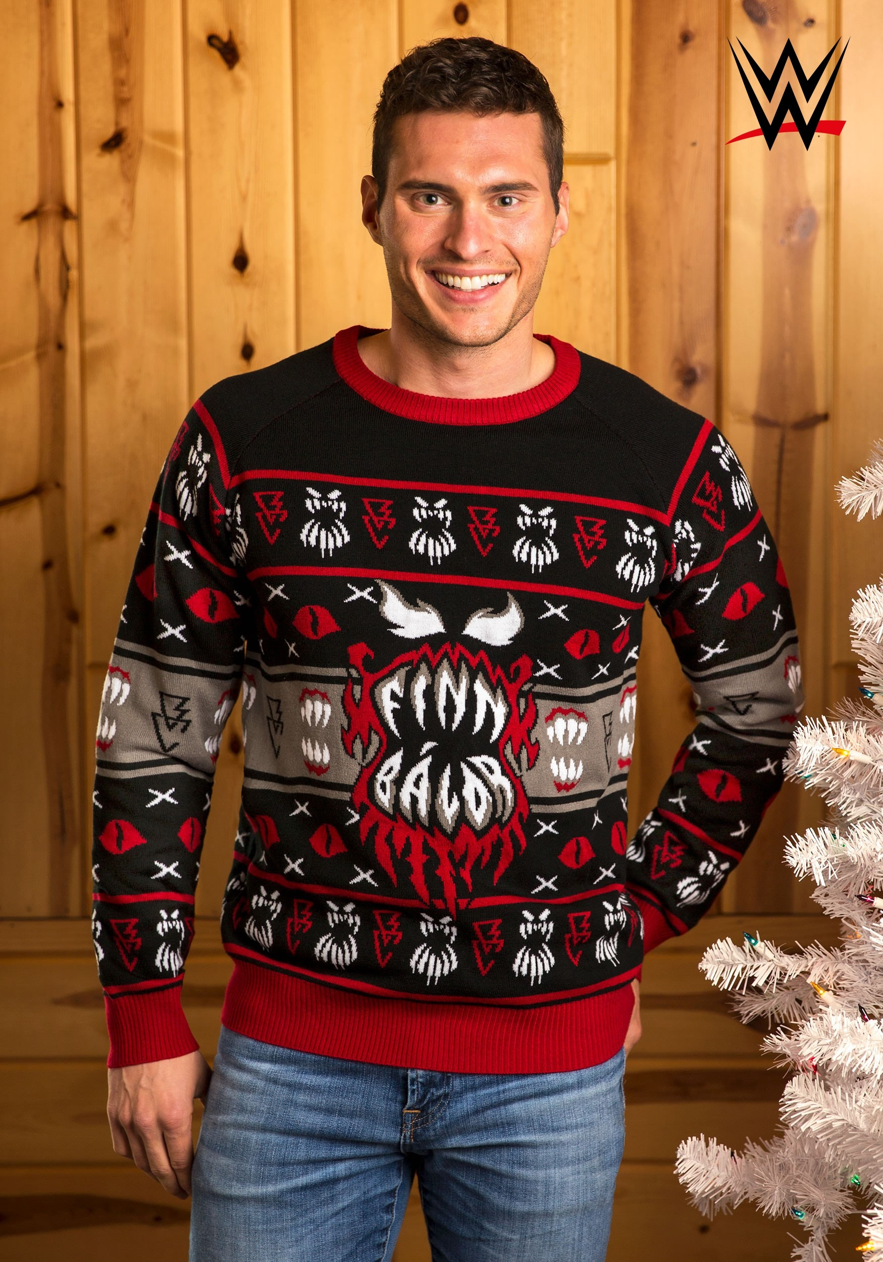 Details about  /Hanes Men/'s Ugly Christmas Sweatshirt Gift to all Women Pullover Sweater Large