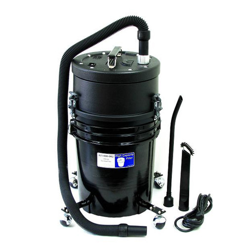 Atrix 5-Gallon HEPA Vacuum, Black