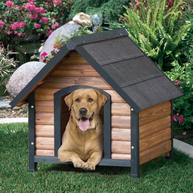 Precision Pet Extreme Outback Country Lodge Dog House