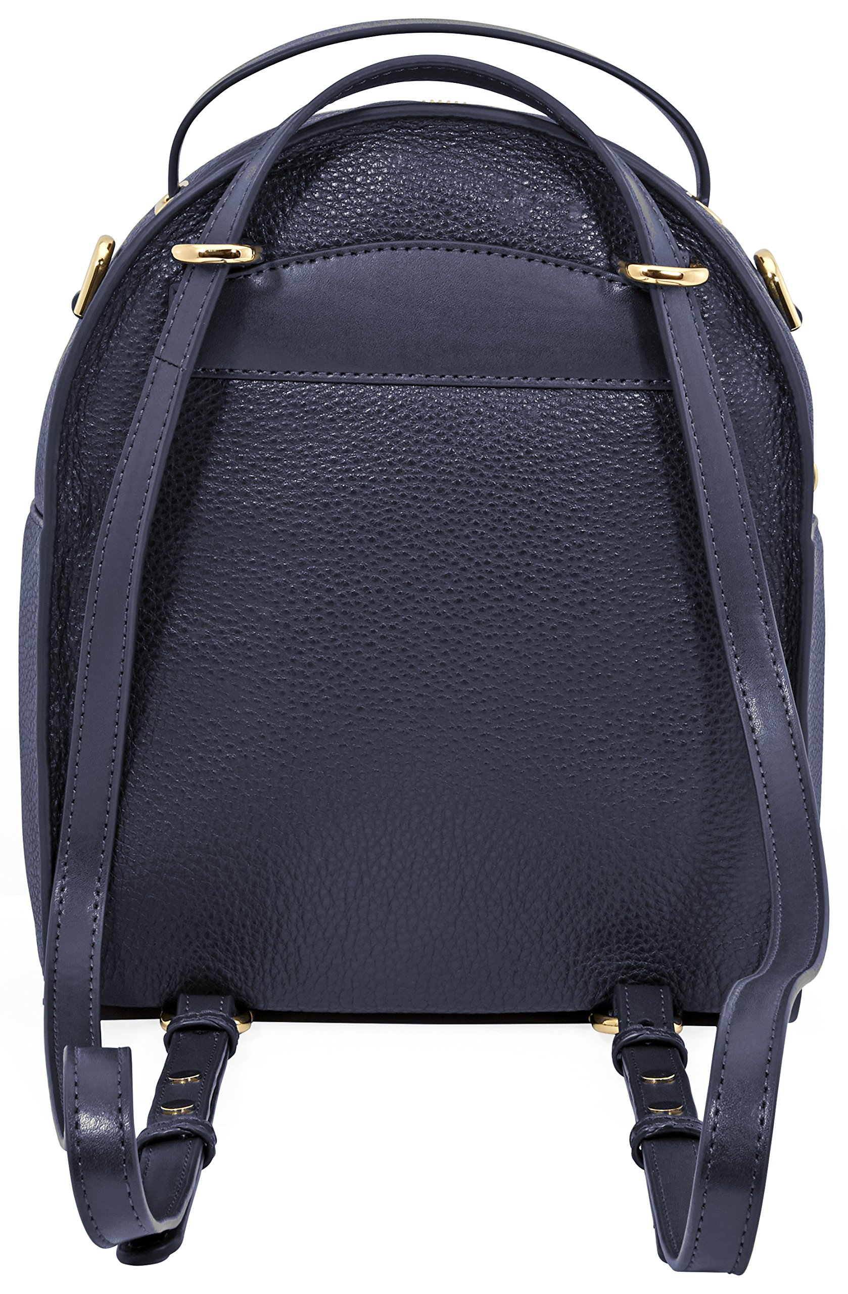 edb52cddb7e1 Michael Kors Jessa Small Pebbled Leather Convertible Backpack- Admiral  30T8GEVB5L-414 - Walmart.com
