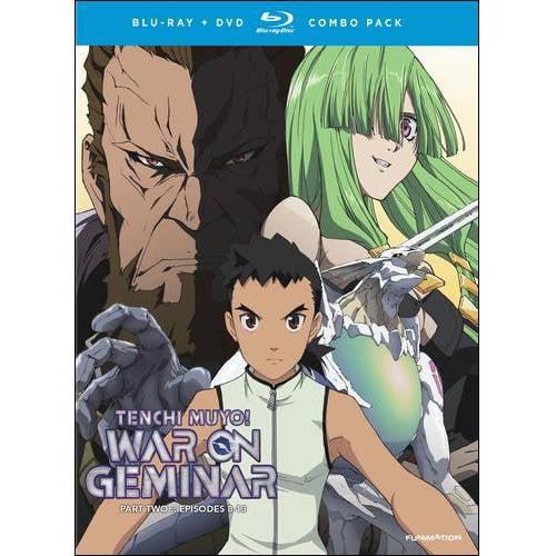 Tenchi Muyo! War On Geminar: Part Two (Japanese) (Blu-ray + DVD)