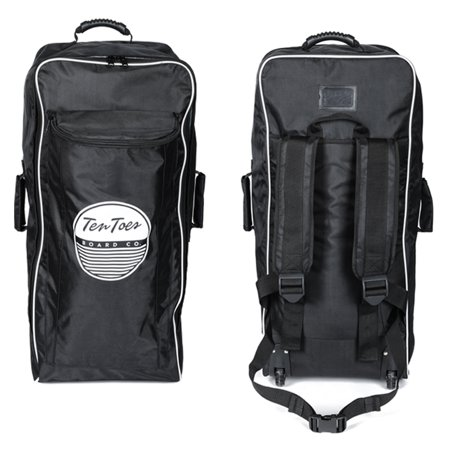 Roller Bar (Ten Toes Nomad iStand Up Paddle Board Roller Bag with Wheels, Black )