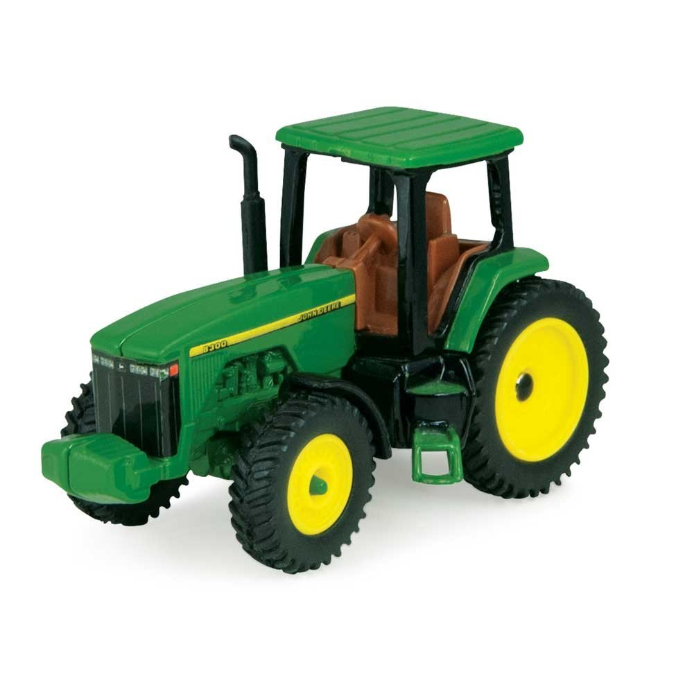 Modern Tractor with Cab 1 64 Scale, By John Deere by