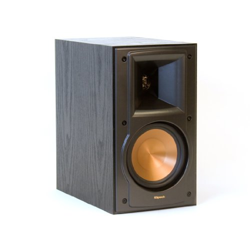 Klipsch RB-51 II Reference Series Bookshelf Loudspeakers Pair (Black) by Klipsch