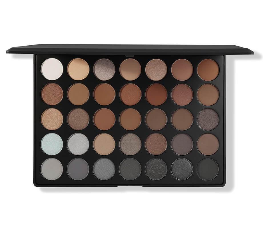 MORPHE BRUSHES 35 Color Koffee Eyeshadow Palette - 35K