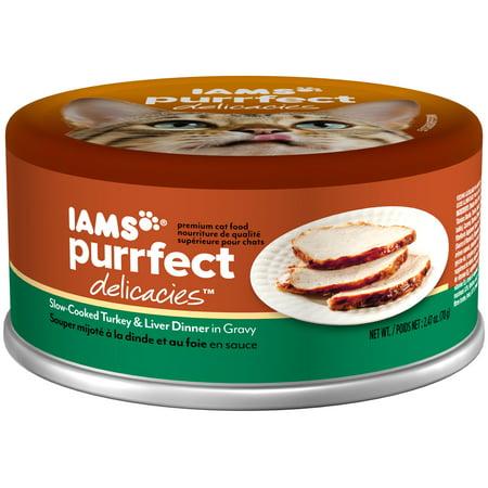 Iams Canned Cat Food Walmart