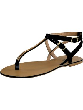 792ce014e Product Image Soul of Rio Women s Diamond Strap Leather Sandal