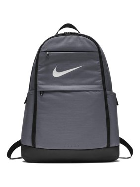 the best attitude 55ac1 f5591 Product Image NIKE Brasilia Backpack, Flint GreyBlackWhite, X-Large