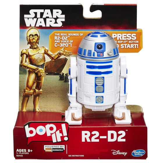 Bop It Star Wars R2 D2 Edition Game Ages 8 And Up Walmart Com