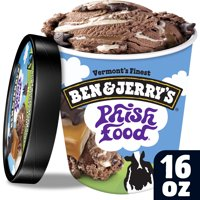 Ben & Jerry's Phish Food Ice Cream, 16 oz