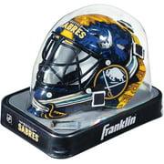 Buffalo Sabres Unsigned Franklin Sports Replica Mini Goalie Mask