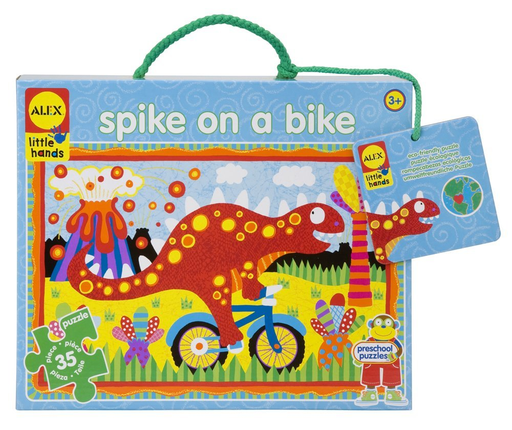 Alex Toys Spike on a Bike by ALEX Toys