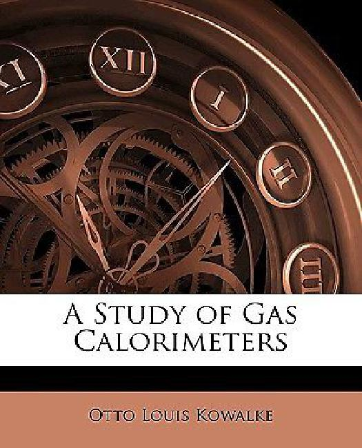 A Study of Gas Calorimeters by